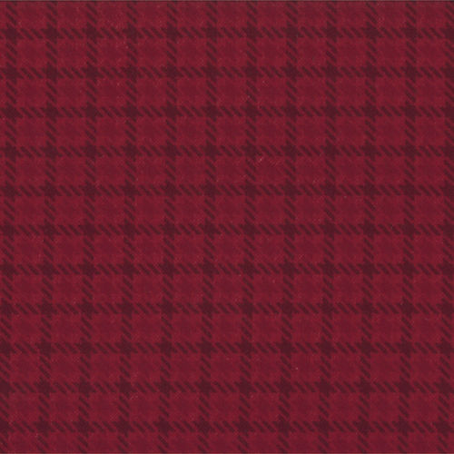 Loden Plaid Christmas Red Flannel