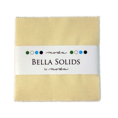 Bella Solids Neutrals Charm Pack