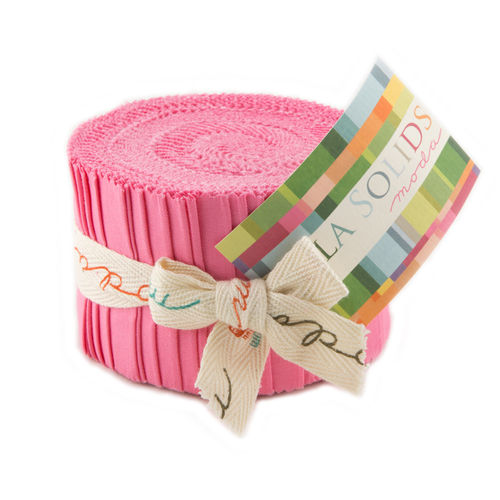 Junior Jelly Roll 30´s Pink