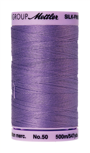 Mettler Silk Finish 50 English Lavender, 500m