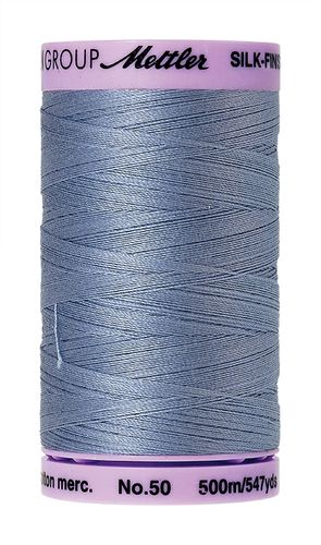 Mettler Silk Finish 50 Summer Sky, 500m