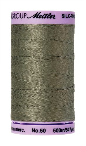 Mettler Silk Finish 50 Sage, 500m