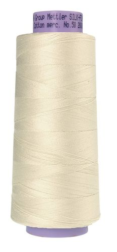 Mettler Silk Finish 50 Antique White, 1829m