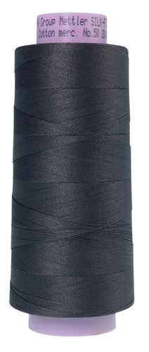 Mettler Silk Finish 50 Dark Charcoal, 1829m
