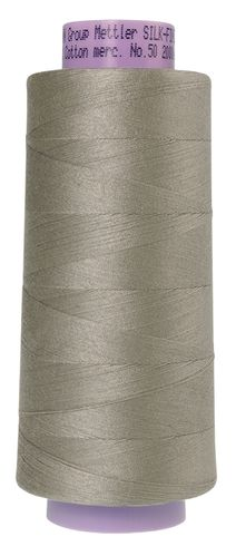 Mettler Silk Finish 50 Titan Gray, 1829m