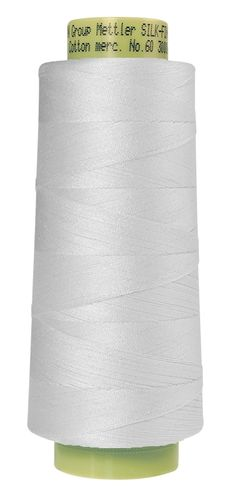 Mettler Silk Finish 60 White, 2743m
