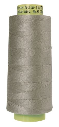 Mettler Silk Finish 60 Titan Gray, 2743m