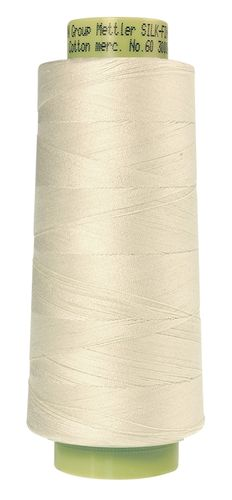 Mettler Silk Finish 60 Antique White, 2743m
