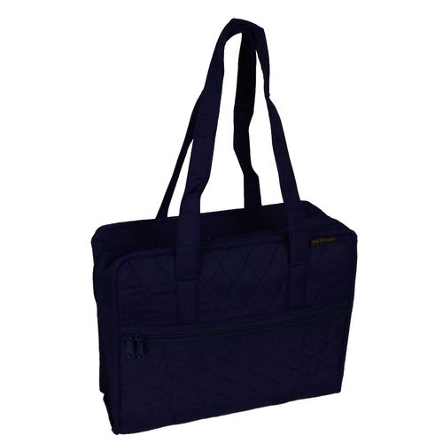 Quilters Project Bag, Navy