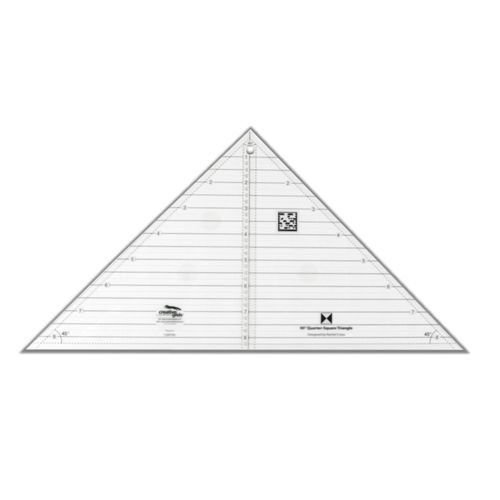 Quarter Square Triangle 8.5 Inch