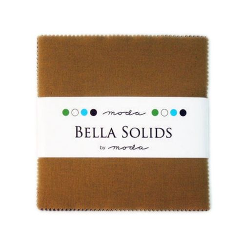 Bella Solids Darks Charm Pack