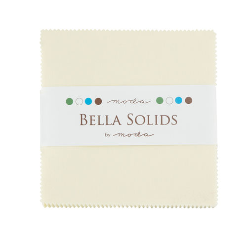 Bella Solids Snow Charm Pack