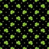 Shamrocks Black