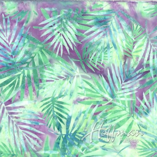 Palm Leaves Seaside