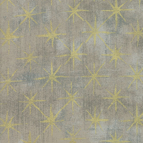 Grunge Seeing Stars Gray Coutur