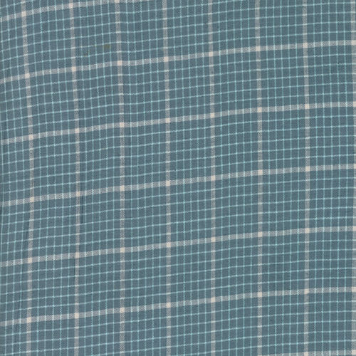 Snowberry Plaid Sky