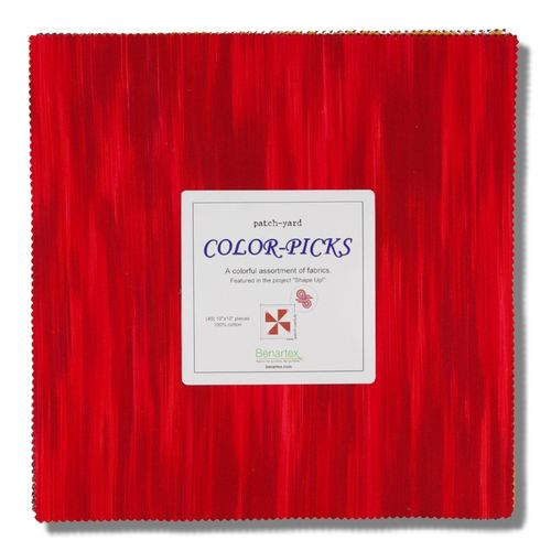 Color Picks 10x10 Pack