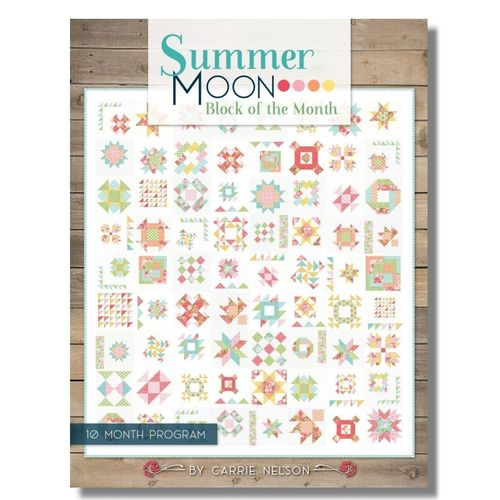 Summer Moon Buch