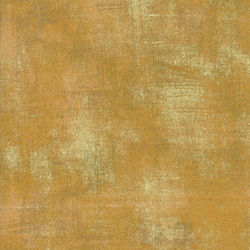 Grunge Metallic Harvest Gold