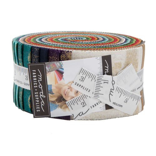 Grunge Metallic Jelly Roll