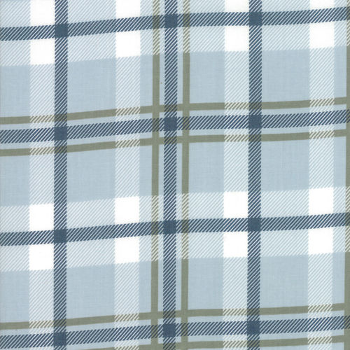 Plaid Smokey Sky