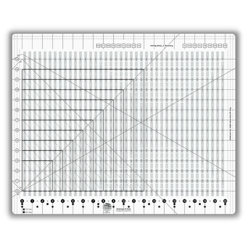 Stripology Ruler XL