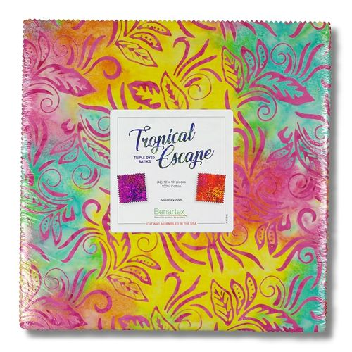 Bali Tropical Escape 10x10 Pack
