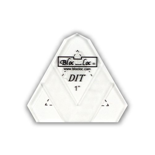 Diamond in a Triangle Ruler Set 1""