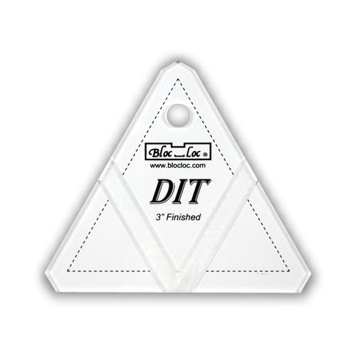 Diamond in a Triangle Ruler Set 3""