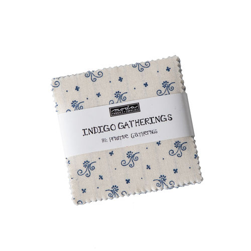 Indigo Gatherings Mini Charm Pack