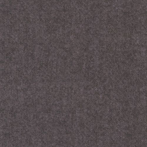 Wool Tweed Flannel Charcoal