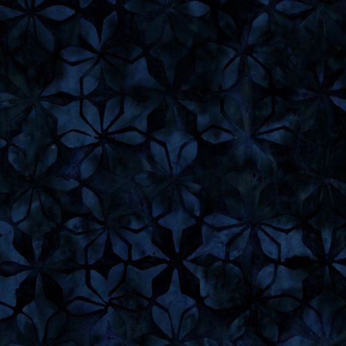 Diamond Flower Navy