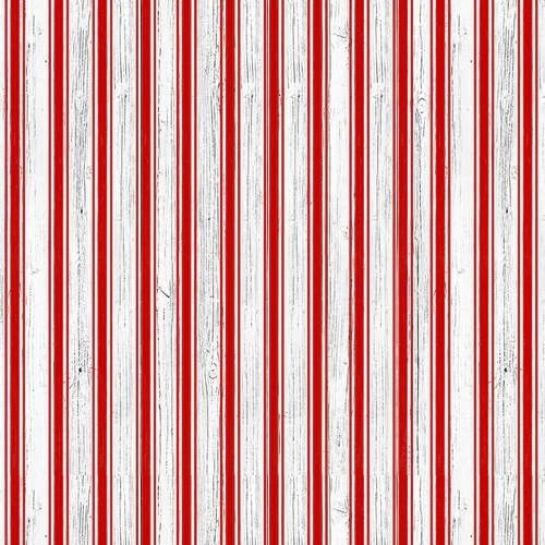 Candy Cane Stripe Red