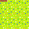 Cool Dots Lime