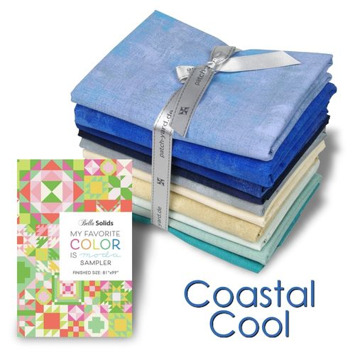 """Costal Cool Grunge"" Materialpackung"